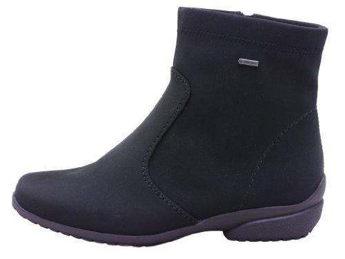 ara Portofino-St-Gor-Tex - Botas De Nieve de material sintético mujer negro - negro