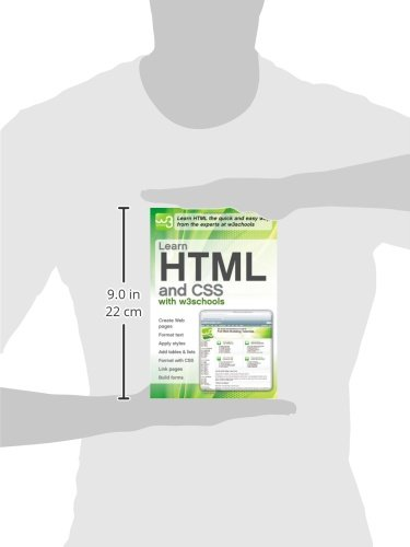 Learn HTML and CSS with w3Schools: Amazon co uk: W3Schools