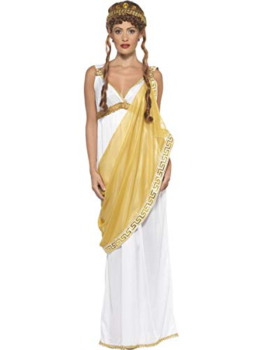 2 PC Women's Greek Helen of Troy Sparta Dress w/Tiara Party Costume for $<!--$65.08-->
