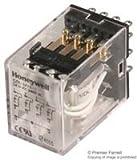 Power Relay, 4PDT, 24 VDC, 3 A, SZR-MY Series, Socket