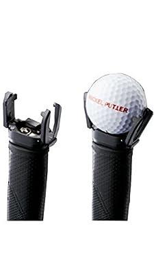 8 PCS Golf Ball Pick Up Retriever Grabber Back Saver Claw Put On Putter Grip