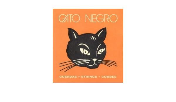 Amazon.com: CUERDAS GUITARRA CLASICA - Ferrer (Gato Negro) 2ª Cuerda (12 Unidades): Musical Instruments