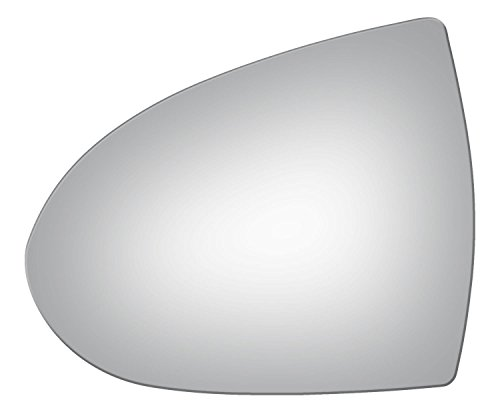 (Flat Driver Side Mirror Replacement Glass for 2011-2016 KIA SPORTAGE)