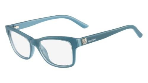 VALENTINO Eyeglasses V2670R 413 Azure 52MM (Valentino Optical Frames)