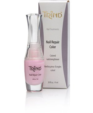 Trind Nail Repair Color- Pastel Lilac #5, 0.3 fl oz by Trind
