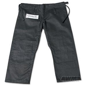 ProForce Gladiator Judo Pants - Black - Size 3 - Proforce Karate Pants