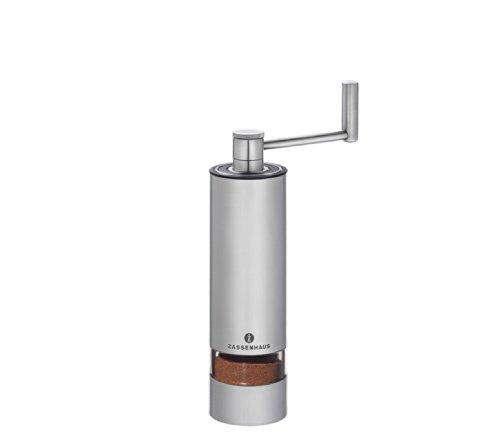 Zassenhaus 041064 Panama Stainless Steel Manual Coffee Mill