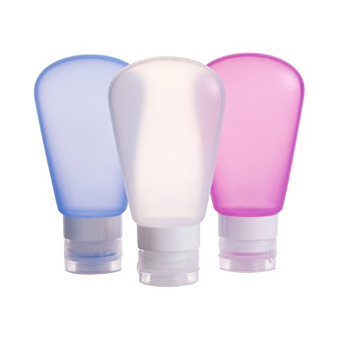 Toiletry ZEJIA Silicone Cosmetic Containers product image