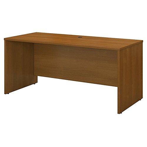 Bush Business Furniture Series C 60W x 24D Credenza Desk in Warm Oak