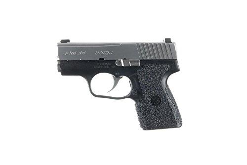 TALON Grips 302R for Khar CM9/CM40/PM9/PM40, Black Rubber