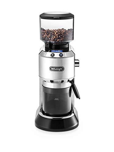 De'Longhi KG 521.M elektrische koffiemolen, zilver