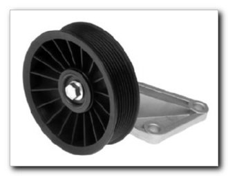 (Motormite A/C Compressor Bypass Pulley for 1997-93 Ford F-Series Trucks and E-Series Vans (34180))