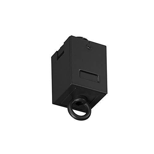(WAC Lighting H-Loop-BK H Track Suspension Loop for Hanging Fixture,)