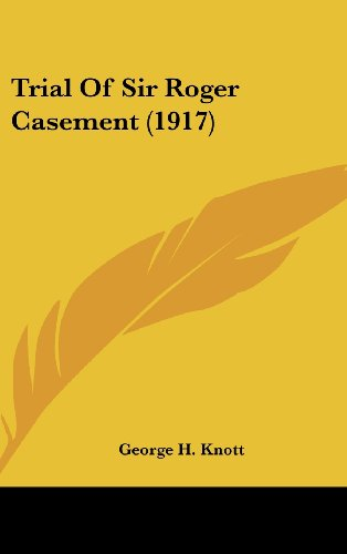 Trial of Sir Roger Casement (1917)