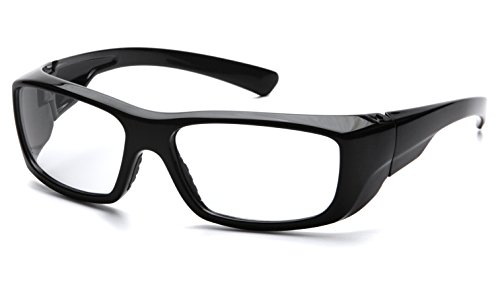 Pyramex Safety Emerge Safety Glasses with Reader Lenses - Safety Prescription Glasses