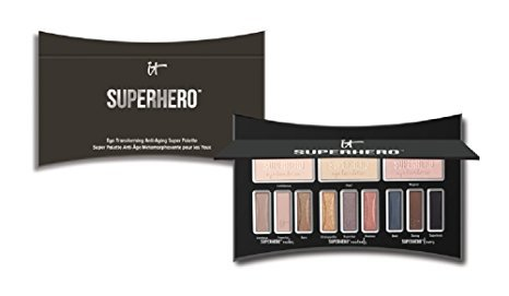 It Cosmetics Superhero Anti Aging Transforming Eyeshadow Pal
