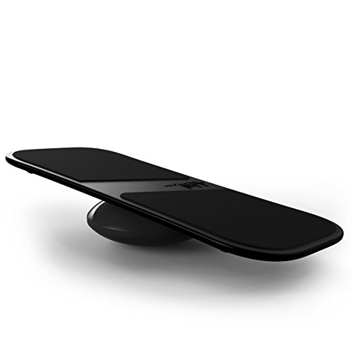 Revolution FIT 3-in-1 Exercise Balance Board Training System (BLK/OUT LTD)