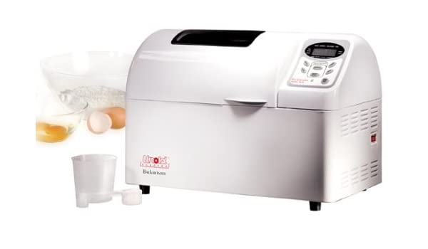 Unold 8650 - Panificadora (Color Blanco: Amazon.es: Hogar