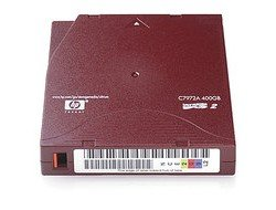 C7972AN - HP C7972AN LTO Ultrium 2 Non-Custom Labeled Tape Cartridge LTO Ultrium LTO-2 - 200 GB (Native)/400 GB (Compressed) - 20 Pack by Hewlett Packard