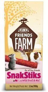 Tiny Firends Farm Snakstiks Wild Fruit and Nut