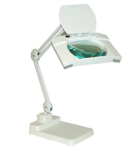 Vision Scientific VF0090-2.25X LED Magnifying Lamp