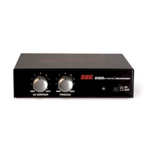 (BBE 282iR Desktop Sonic Maximizer with Unbalanced RCA and 3.5mm Connections )