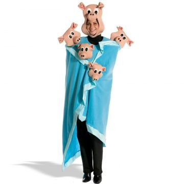 Pigs In A Blanket Adult Costume (Standard) for $<!--$29.99-->