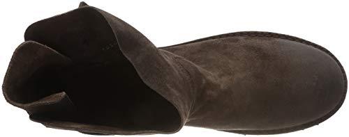 Braun Shabbies Donna Stiefelette dark 3208 Brown Stivali Amsterdam TFvvfya