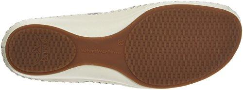 Pikolinos Sandals White Toe Closed 655 Vallarta Women's Nata P rFwqSr7
