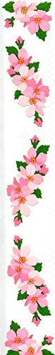 - Mrs. Grossman's Wild Roses Design Line Stickers