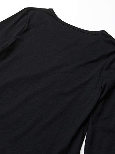 adidas Girls' Long Sleeve Scoop Neck Tee T-Shirt 3