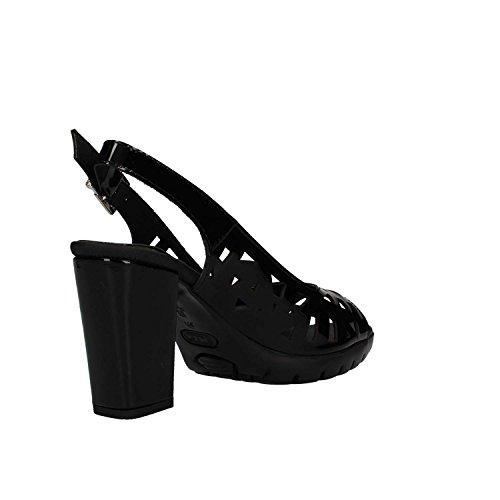 pour a sauté 99112 Black decollet Chaussures Femmes Callaghan Noir 5HRxZwq