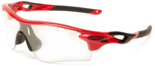 9d5ffe7aa7 Oakley Mens Radarlock Path OO9181-09 Iridium Shield Sunglasses ...