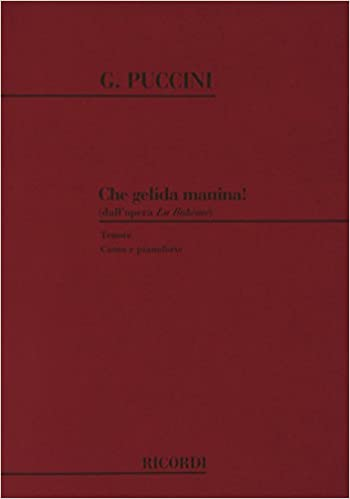 Lire La Boheme: Che Gelida Manina! pdf ebook