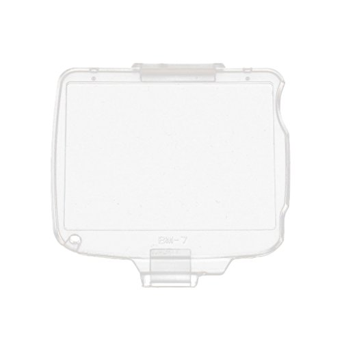 (gazechimp Clear BM-7 LCD Protective Cover Screen Protector for Nikon D80 DSLR)