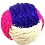 Iconic Pet Catnip Rope Ball, 2.4''