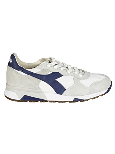 DIADORA SNEAKERS TRIDENT 90 C SW WHITE/GLACIER GREY/ESTATE Bianco/blu