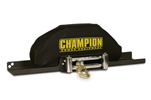 (Champion Weather-Resistant Neoprene Storage Cover for Winches 8000-12,000 lb.)
