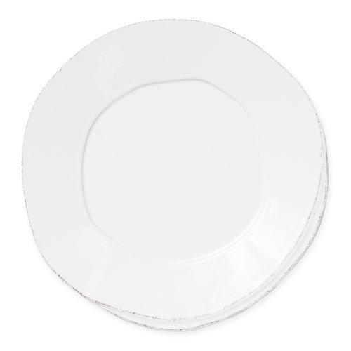 - Vietri Lastra Linen European Dinner Plate