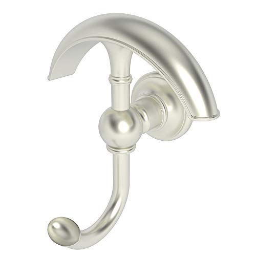 - Ginger 4511/SN Single Hook Robe Hook from the Columnar Collection