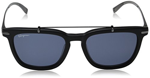 Matte blue Salvatore Ferragamo Sf820sm Men's Black RaxtRFq87w