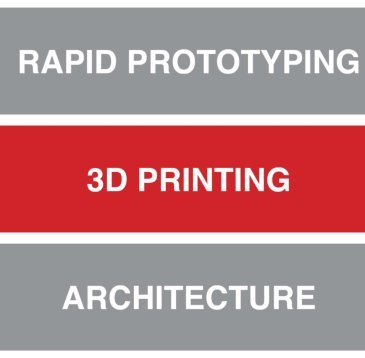 Rapid Prototyping & 3D Printing in Architecture