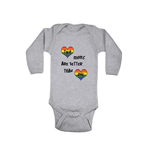 Boy & Girl Baby Bodysuit Long Sleeve