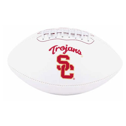 Trojans Ncaa Football - NCAA USC Trojans Signature Full Size Football