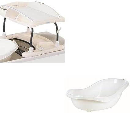 Bebe Confort Duo Bain Et Table A Langer Amplitude Baignoire