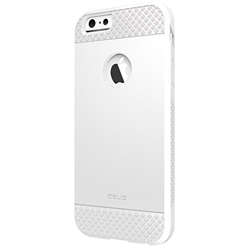 iPhone 6/6S Plus Case, OBLIQ [Flex Pro][White] Thin Slim Fit Armor Sturdy Bumper TPU Rubber Soft Flexible Shock Scratch Resist Protective Case for iPhone 6s Plus & iPhone 6 Plus