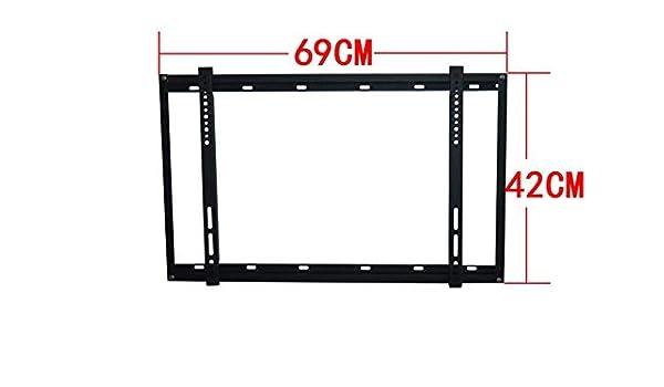 Bracket Soporte de Pared para el hogar, 40-63 Pulgadas LCD Soporte ...