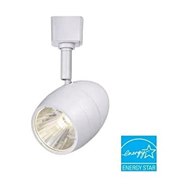 Amazon hampton bay dimmable led track light white model hampton bay dimmable led track light white model 938615 aloadofball Choice Image