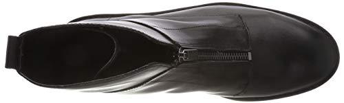 Donna Zip Stivaletti black Esprit Nero Coco Bootie 001 SInHw