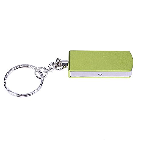 MKChung Mini 4G USB2.0 U Disk, Business Key Ring 360 Degree Rotary High-Speed USB Flash Disk(Green) from MKChung